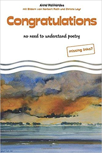 Congratulations - no need to understand poetry